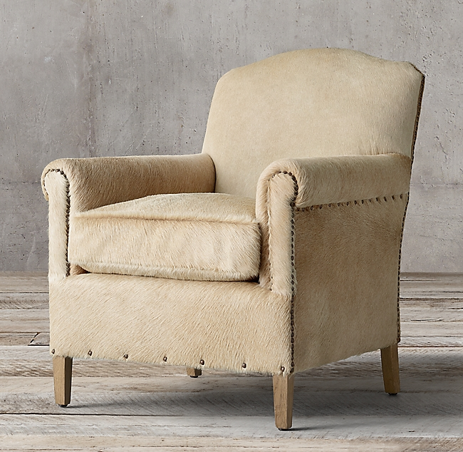DFCL - Design Trend - Classic Furniture Making a Strong Comeback in Home Decor - club chair 3