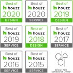 DFCL Awarded Best of Houzz 2020 for Service and Design
