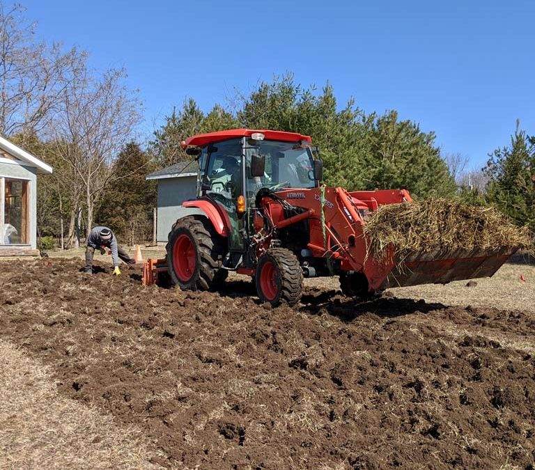 The Holland Housch | Planning for a New Vegetable Garden